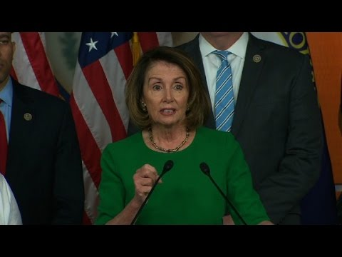Pelosi on health bill: Trump voters lose coverage