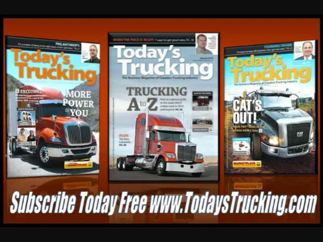 CW McCall Convoy Today's Trucking Magazine Covers Singing