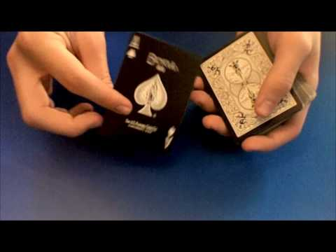 Magic Tricks Revealed: How To Force A Card