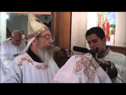إيه أغابي من القداس الغريغوري ليوم السبت للأب الحبيب القمص جورجيوس بطرس