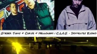 Stieber Twins + Curse + Mellowbag/C.L.A.S. - Doppeltes Risiko