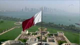 [أغاني وطنية قطرية] فهد الحجاجي - أمضي