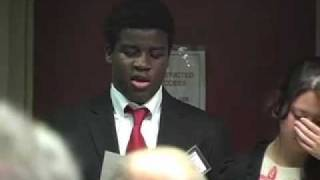 Leadership Montgomery Graduation 2009 part 1