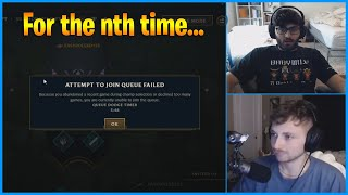 When Yassuo Gets Trolled by Riot Games for the nth time...LoL Daily Moments Ep 1126