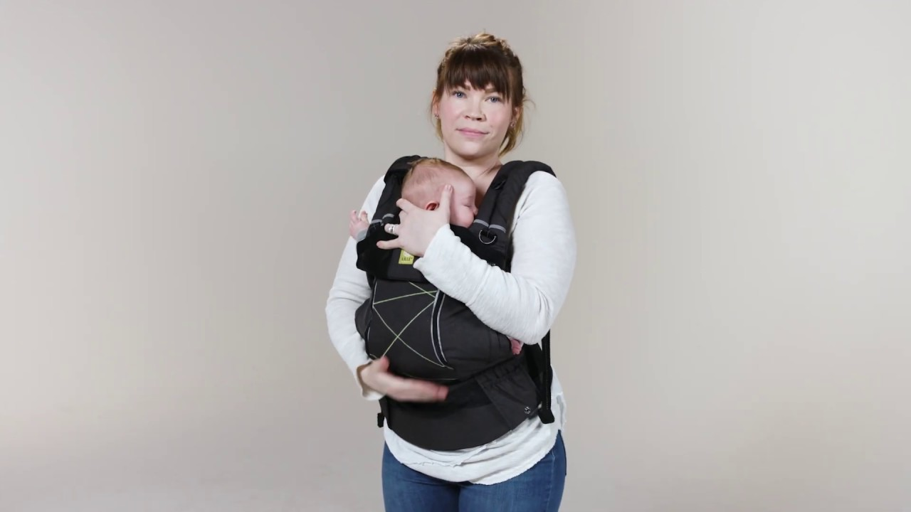 Lillebaby Carrier Instructions Front Inward Facing Fetal Carry