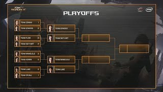 Join The Republic - Day 3 - Semi Finals - Team Europe Online vs Team France - Game 1 | ROG