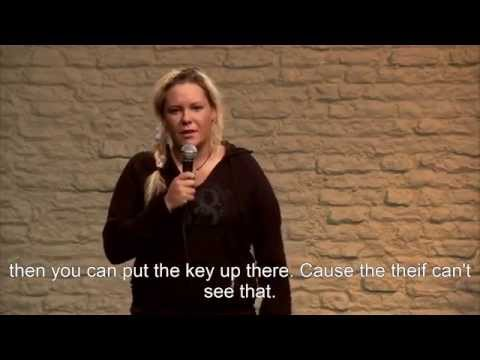 Linda P stand-up show subtitles