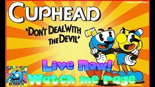 Roblox #32 and Cuphead #8 | RAGING TIME | LIVE | (sjk livestreams #223)