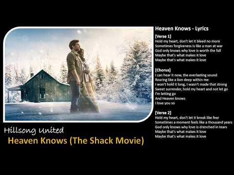 Heaven Knows (Lyrics) - Hillsong United