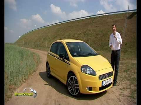 FIAT Grande Punto Sport - Tordai Istv?n, SportVerda