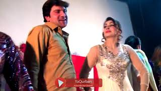 Pashto New Stage Show Dance 2018 Swat De Tal Abad We - Seher Khan & Adnan