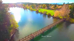 Fall Foliage in Drake Park, Bend OR