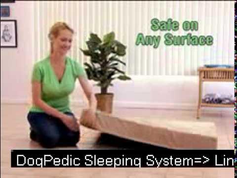 new-dogpedic-memory-foam-dog-bed