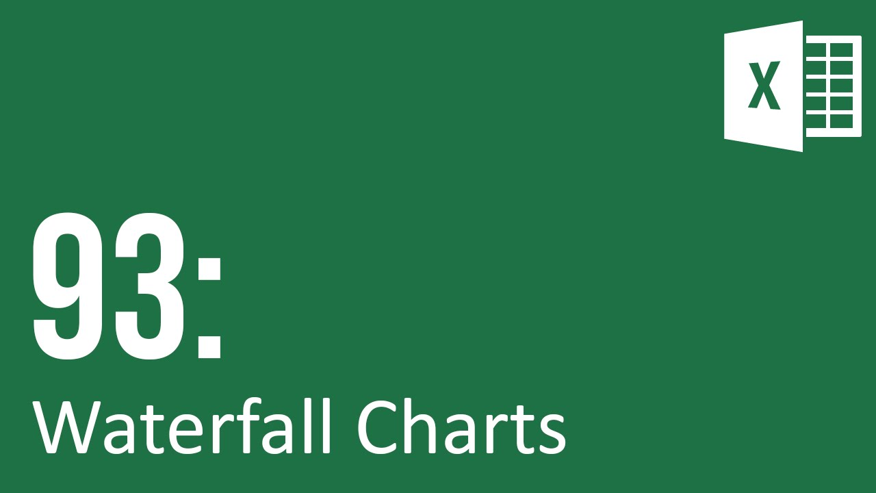 Creating waterfall charts in excel also youtube rh