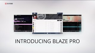 Introducing The Blaze Pro Instant Beat Store - Embed Anywhere + Keep 100% of Sales