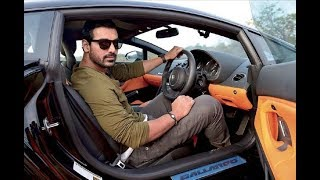 Life style of John Abraham with his latest cars and bike