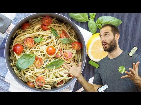 Hurry up pasta recipes
