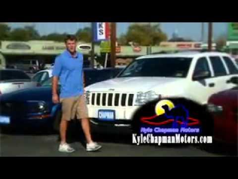 Kyle Chapman Motors - TV Commercial