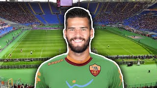 Baixar - Alisson Becker Welcome To As Roma Best Skills Saves 2015 16 1080p Hd Grátis