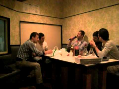 Turkish Karaoke party at Japan Yokohama