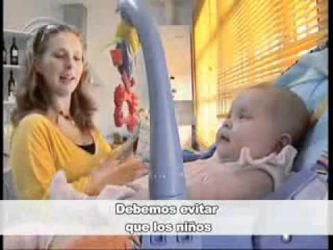 Cómo prevenir accidentes infantiles