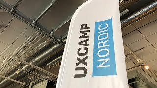 UXCAMP Nordic 2018 - Day #1