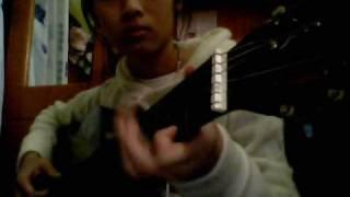 Minuet in fingerstyle (guitar-đứt dây đàn há há)
