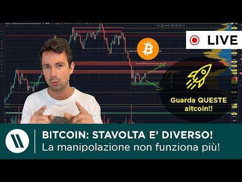 bitcoin è manipolato