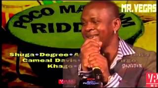 Mr  Vegas - Okama - Poco Man Jam Riddim - Penthouse Records - March 2014