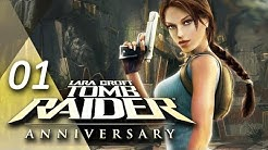 Tomb Raider Anniversary [#01] - Eine Portion Remake, bitte - Let's Play