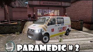 GTA IV - Business Mod :Paramedic / Paramédico # 2