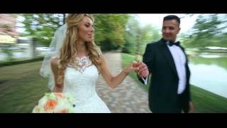 Романтический клип. Наша свадьба 2015.