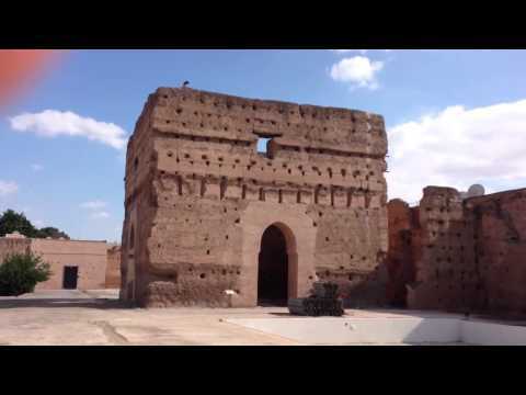 El Badi Palais, Marrakech - it could have been so perfect | Video by Damian Brown Photography