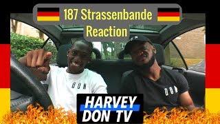 187 Strassenbande - Mit den Jungs (Jambeatz) Reaction