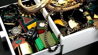 WSITN: Jewellery Collection & Storage Thumbnail
