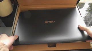 Ноутбук Asus X751LAV. Unboxing и выводы спустя 3 месяца поюза