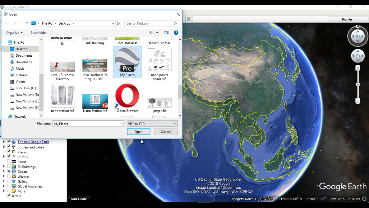 How to install google earth pro file export and import youtube how to install google earth pro file export and import gumiabroncs Gallery