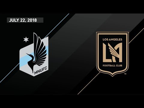 HIGHLIGHTS: Minnesota United FC vs. Los Angeles Football Club | July 22, 2018 thumbnail