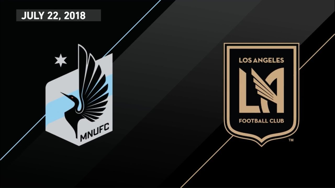 HIGHLIGHTS: Minnesota United FC vs. Los Angeles Football Club | July 22, 2018