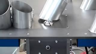 Станок для производства сегментных отводов BM600(