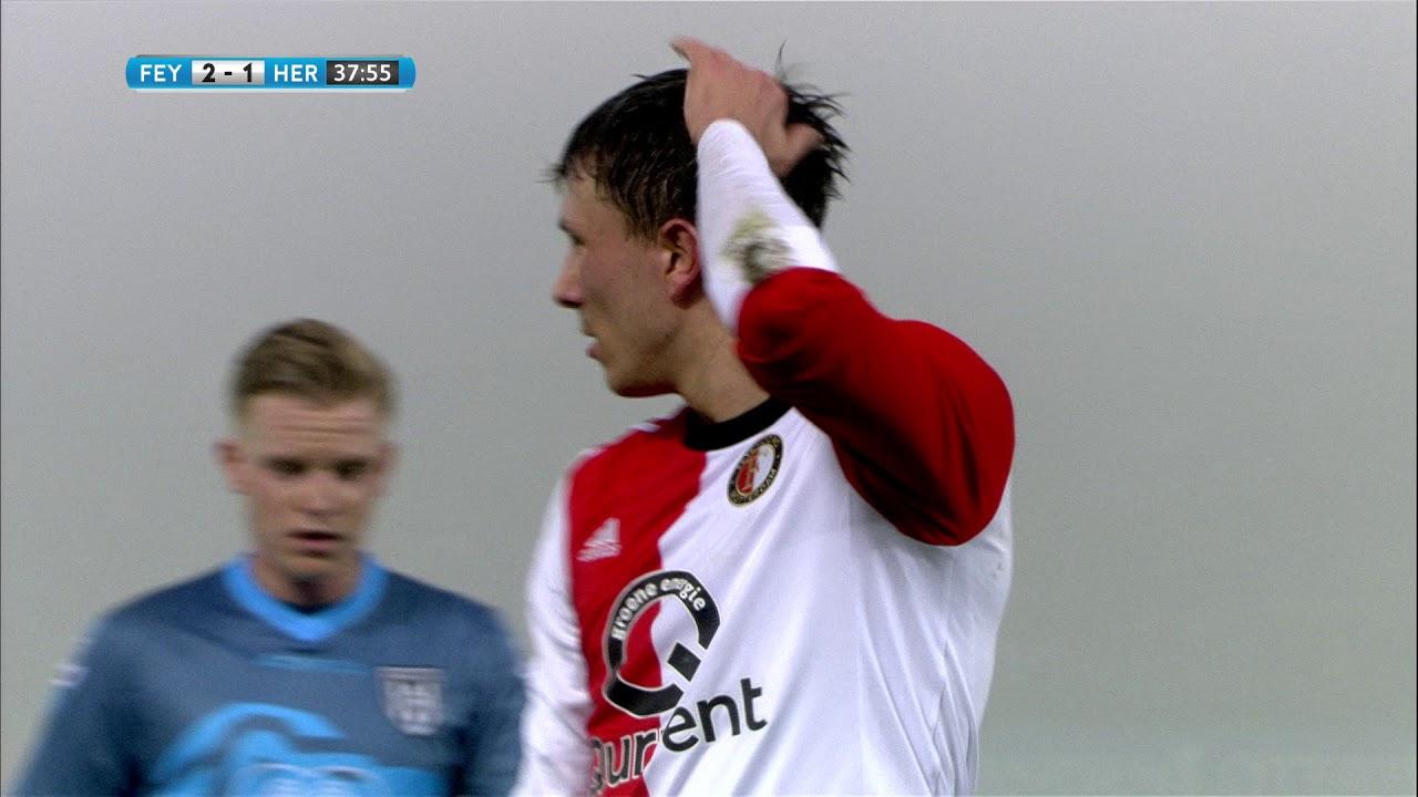 Feyenoord - Heracles Almelo 3-1 | 21-12-2017 | Samenvatting