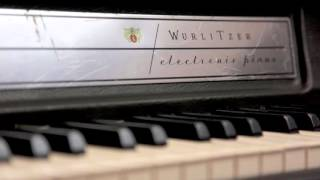 Wurlitzer Electric Piano - Tommy's Tracks Vintage Keyboards