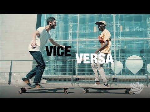 VICE VERSA   Achel & Abou Longboard Together