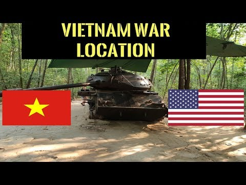 How To Travel Vietnam On Budget - Vietnam War Location