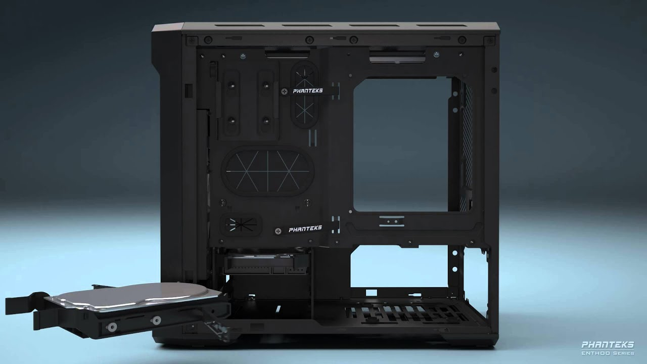 522bfc25a7 Phanteks初のMini-ITXケース「Enthoo EVOLV ITX」が発売 - AKIBA PC Hotline!