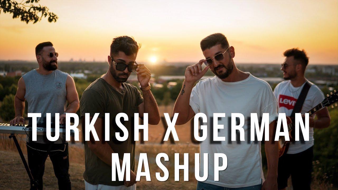 Turkish X German - Mashup (15 Songs) | Olabilir | Yolla | Tilidin | On off  | Imkansizim | Gel bana |