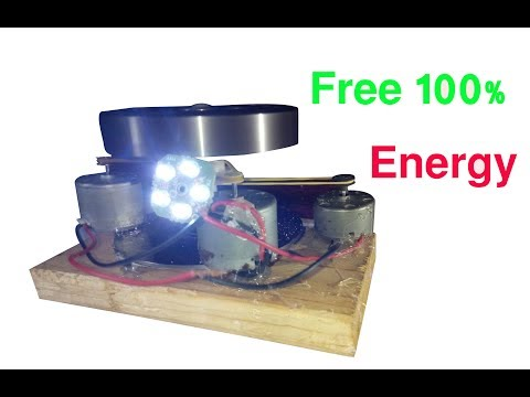 free running Energy part 02 | Real New energy Idea Project | New 100% free energy ideas | New 2019