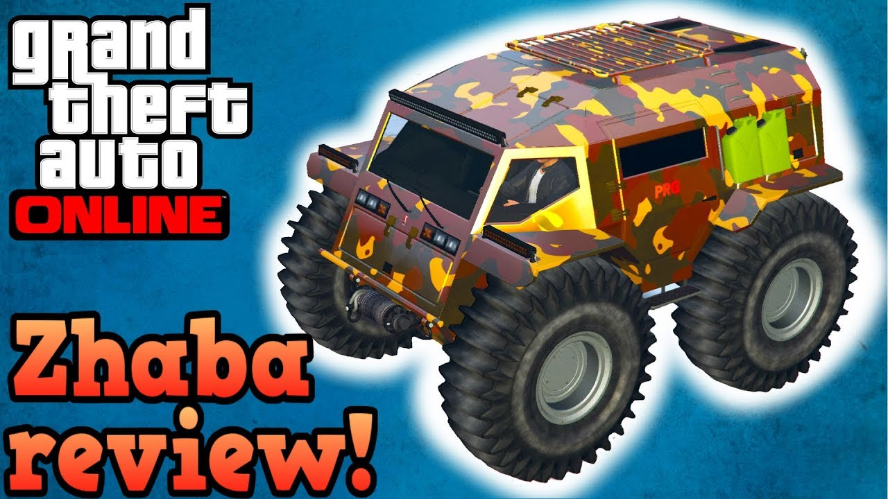 Zhaba Review Gta Online Guides Youtube