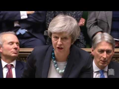 """Yvette Cooper to Theresa May – December 10, 2018 """"Exit from Brexit"""""""