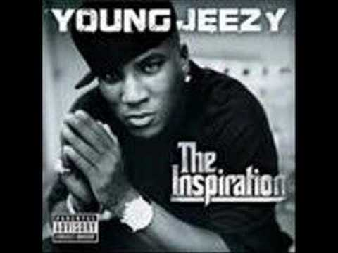 Young Jeezy black bandana